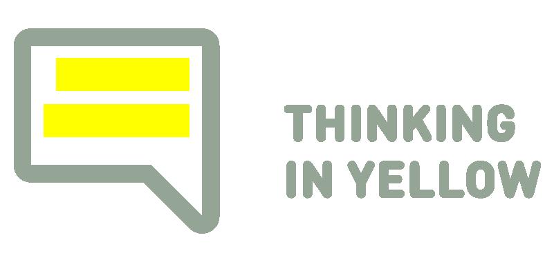 Thinking in yellow